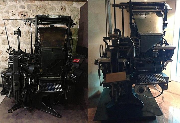 Linotypes