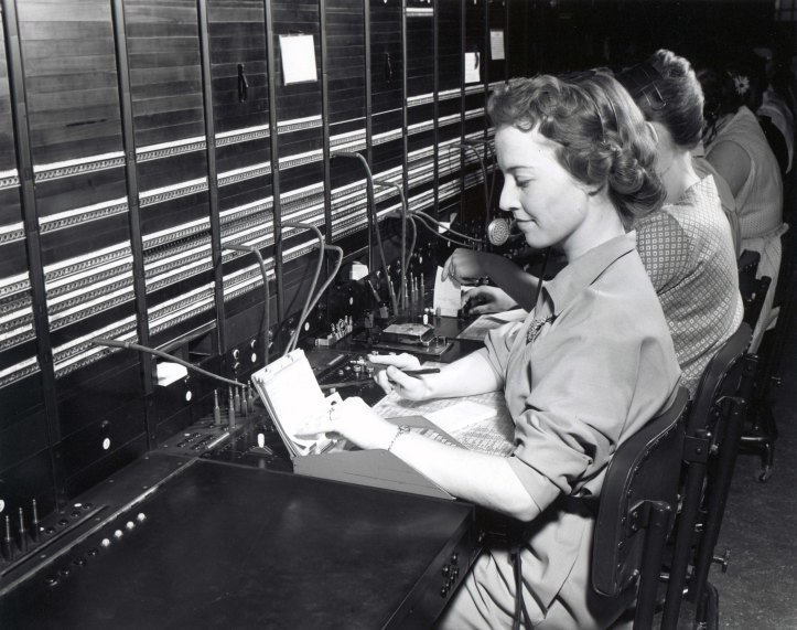 operator-1960-saskTel