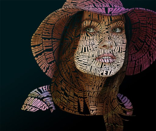 olivia_wilde_typographic_portrait_by_automaticize-d51sytd