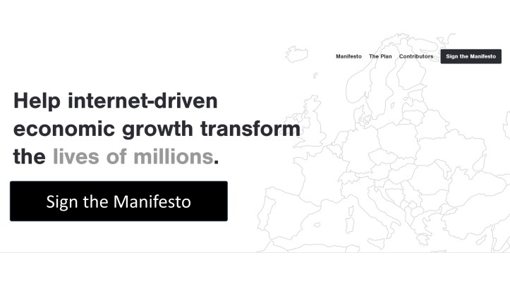 Sign the Manifesto