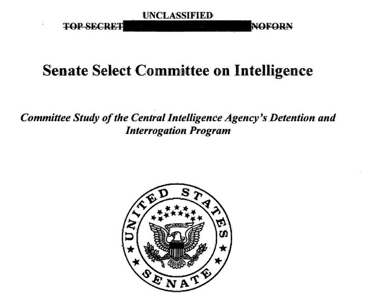 Report CIA tortures