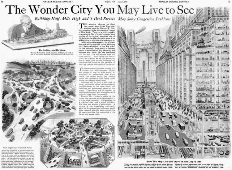 Wonder City you may live to see