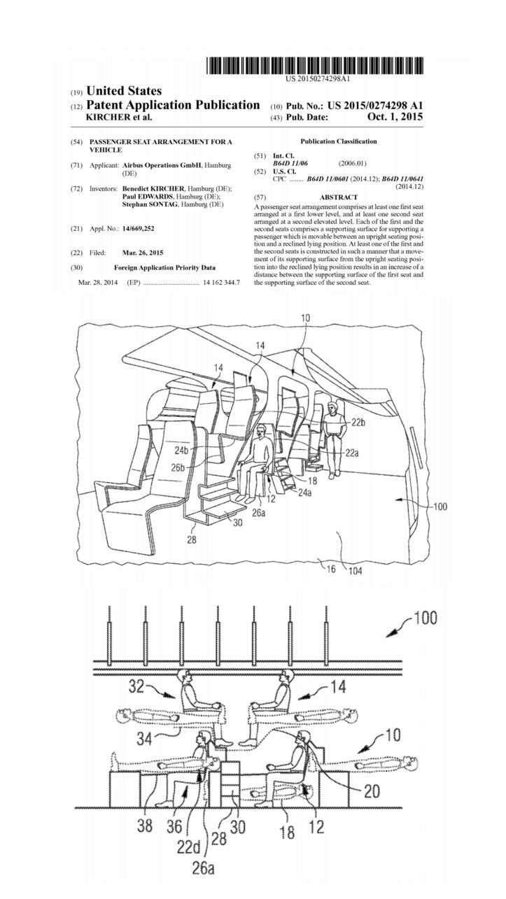 Airbus Slaves Patent