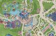 Disney Shangai Map